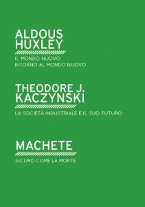 Copertina Huxley